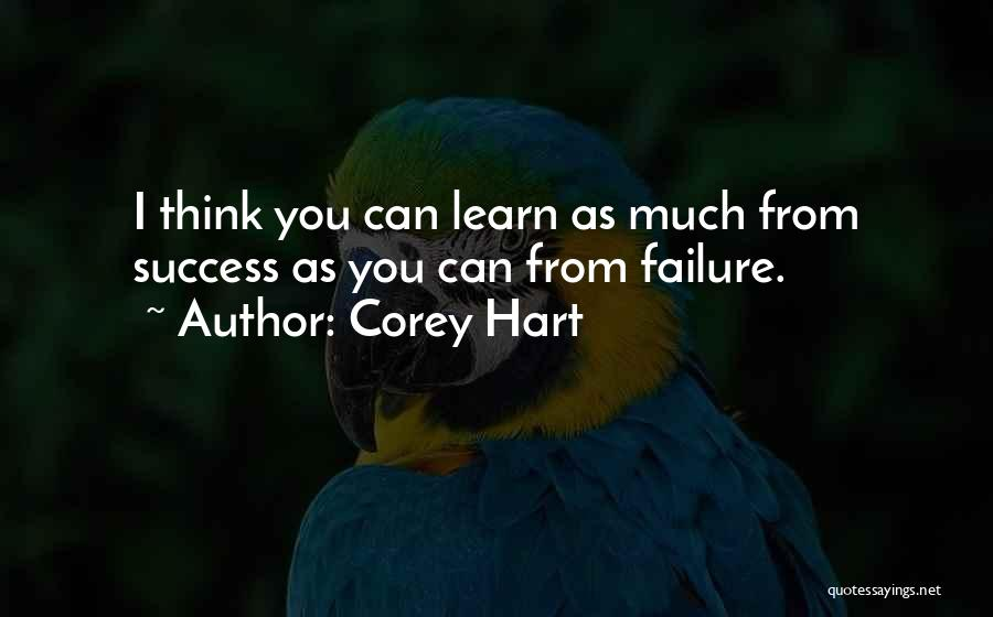 Corey Hart Quotes 912977