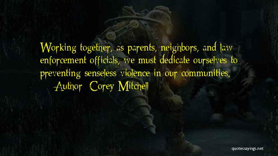 Corey Mitchell Quotes 1987011