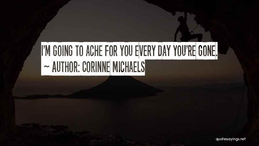 Corinne Day Quotes By Corinne Michaels