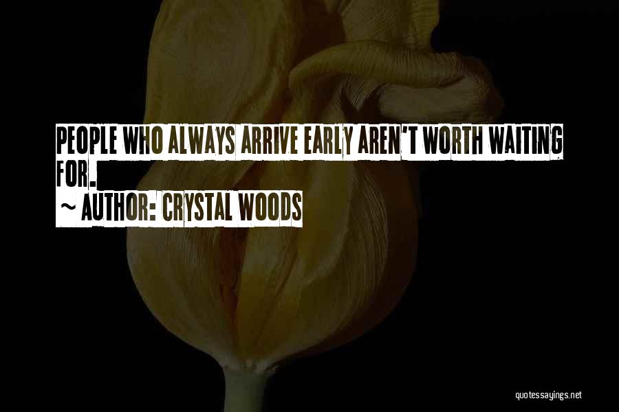 Corporate Culture Quotes By Crystal Woods