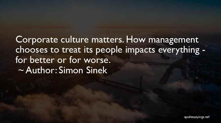Corporate Culture Quotes By Simon Sinek