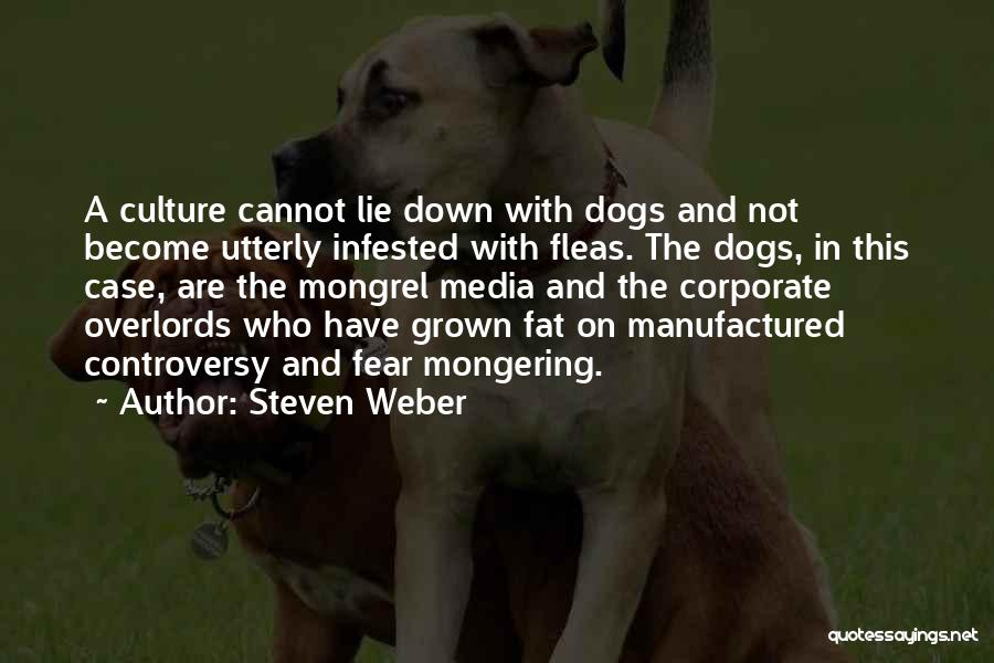 Corporate Culture Quotes By Steven Weber