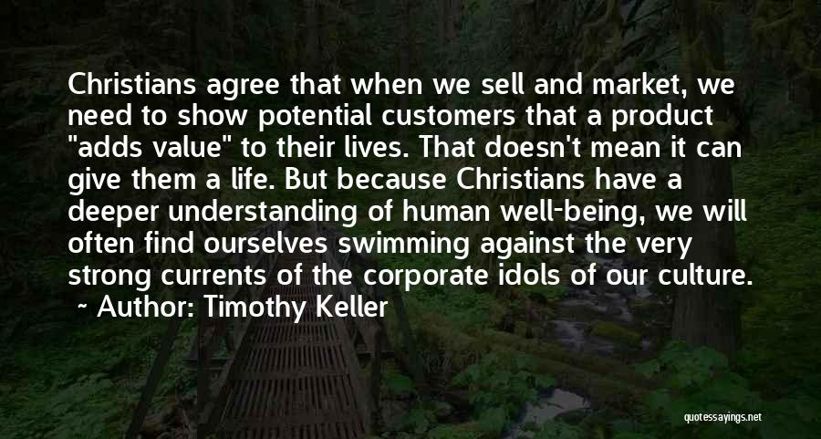 Corporate Culture Quotes By Timothy Keller