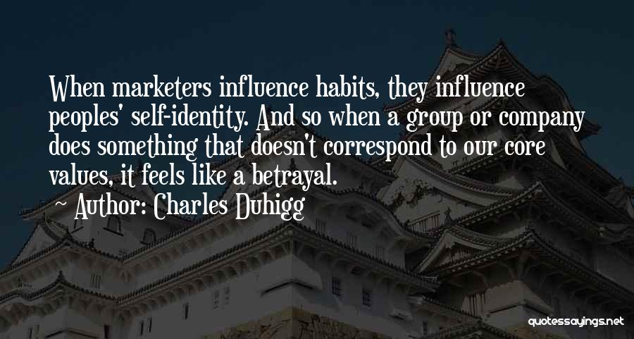 Correspond Quotes By Charles Duhigg