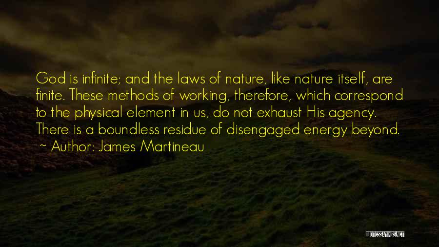 Correspond Quotes By James Martineau