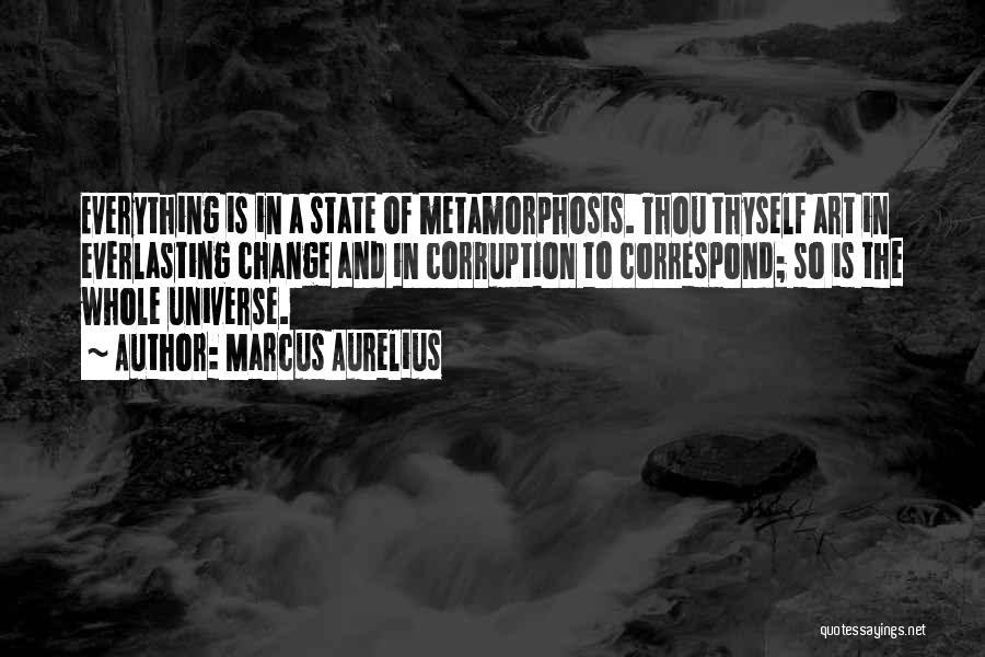 Correspond Quotes By Marcus Aurelius