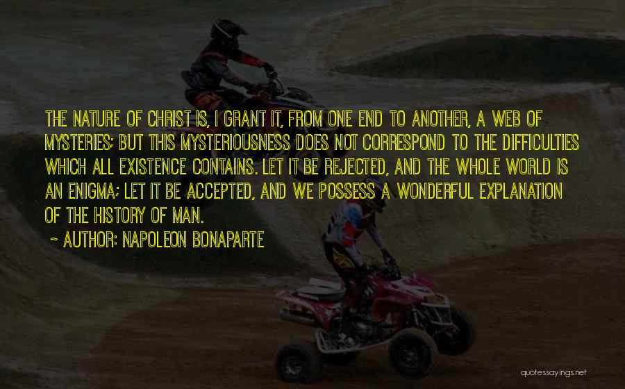 Correspond Quotes By Napoleon Bonaparte