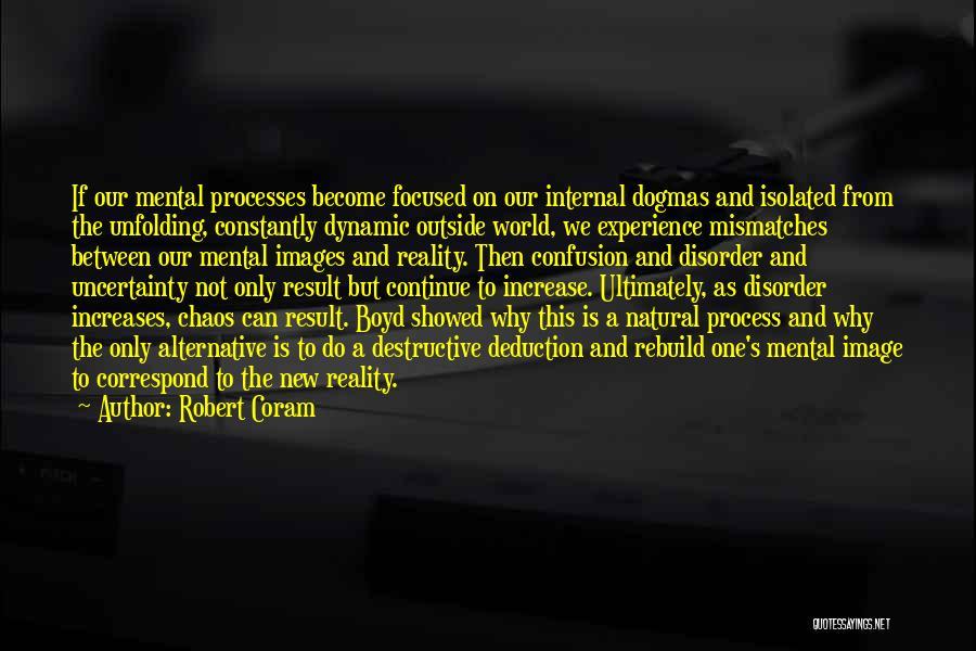 Correspond Quotes By Robert Coram