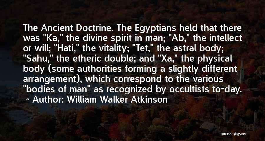 Correspond Quotes By William Walker Atkinson