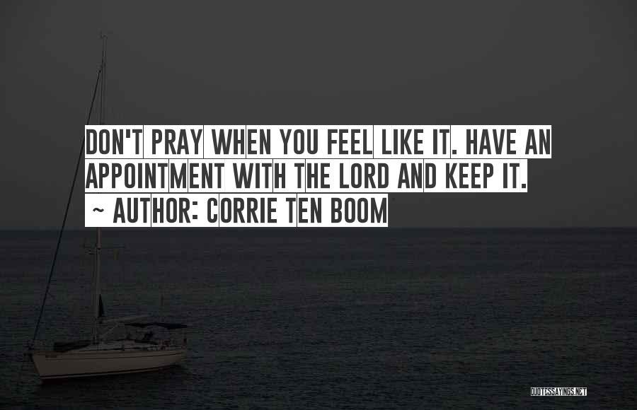 Corrie Ten Boom Quotes 104714