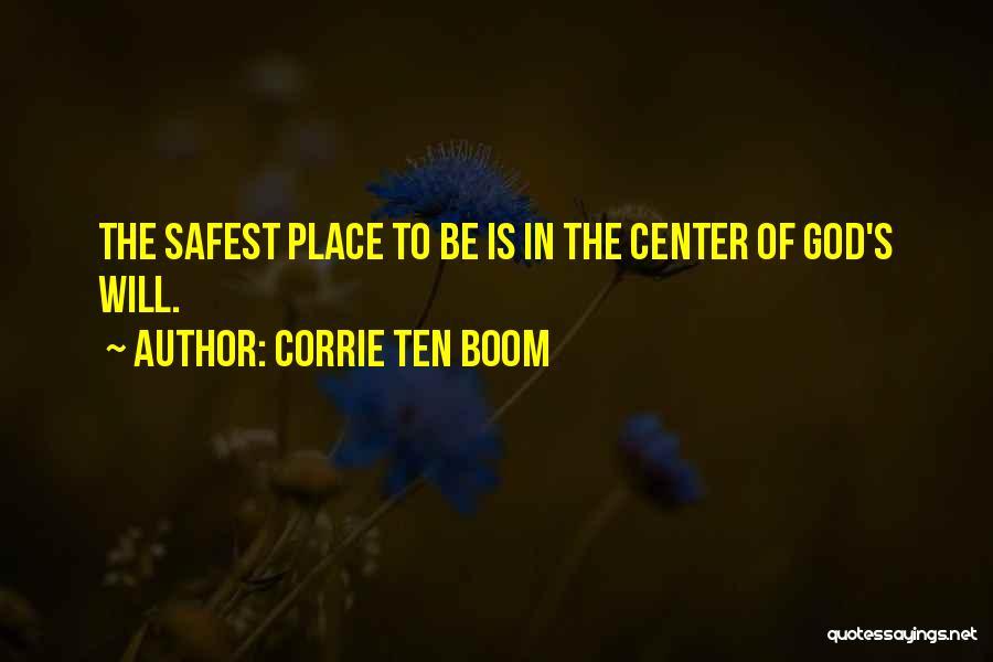 Corrie Ten Boom Quotes 1167245