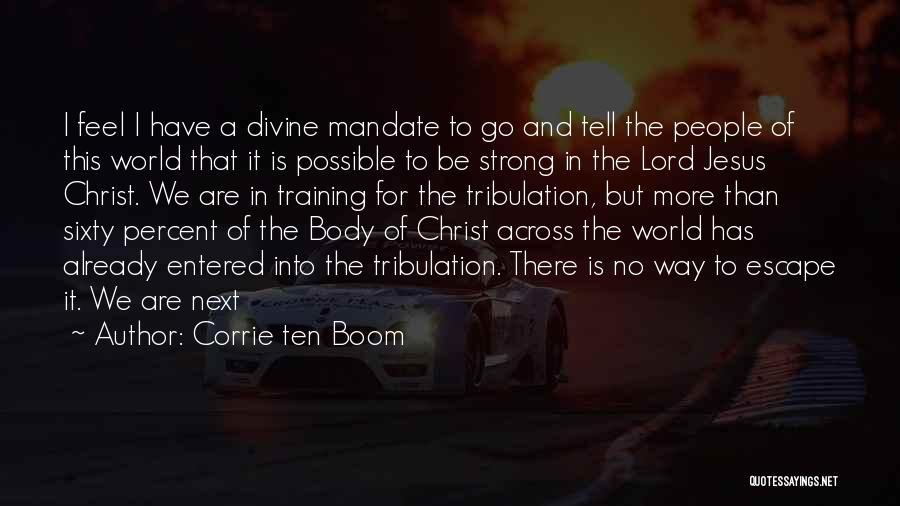 Corrie Ten Boom Quotes 1386118