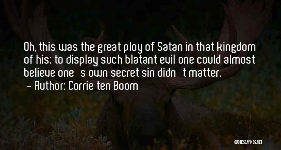 Corrie Ten Boom Quotes 1463016