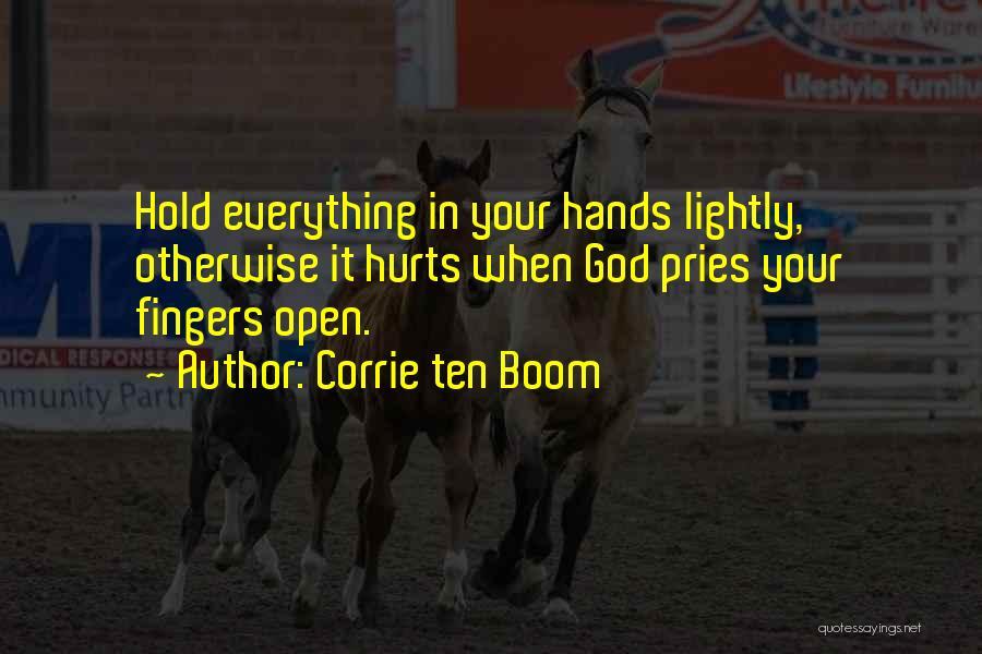 Corrie Ten Boom Quotes 1581861