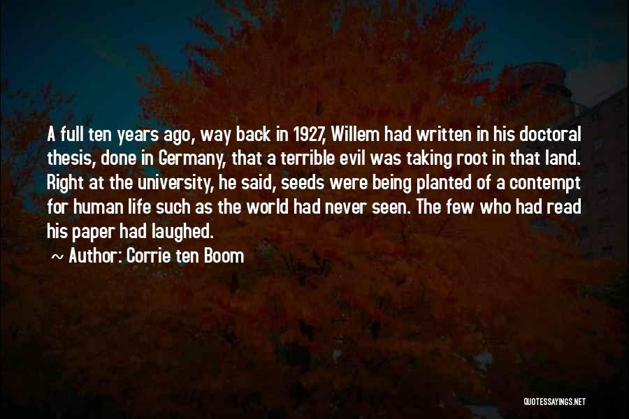 Corrie Ten Boom Quotes 1691646