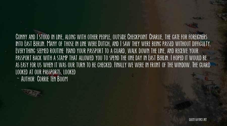 Corrie Ten Boom Quotes 2175298