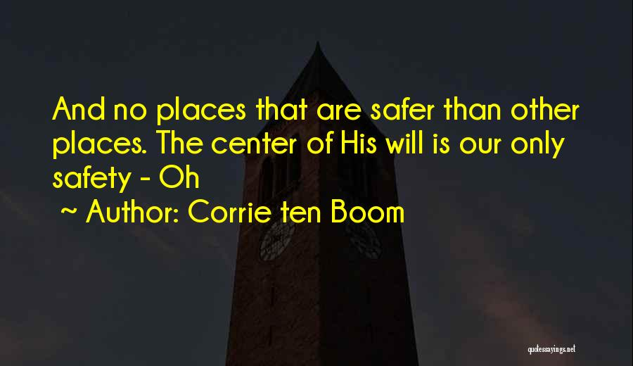 Corrie Ten Boom Quotes 334139