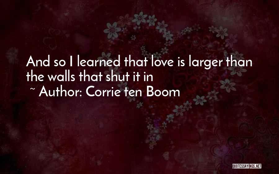 Corrie Ten Boom Quotes 604270