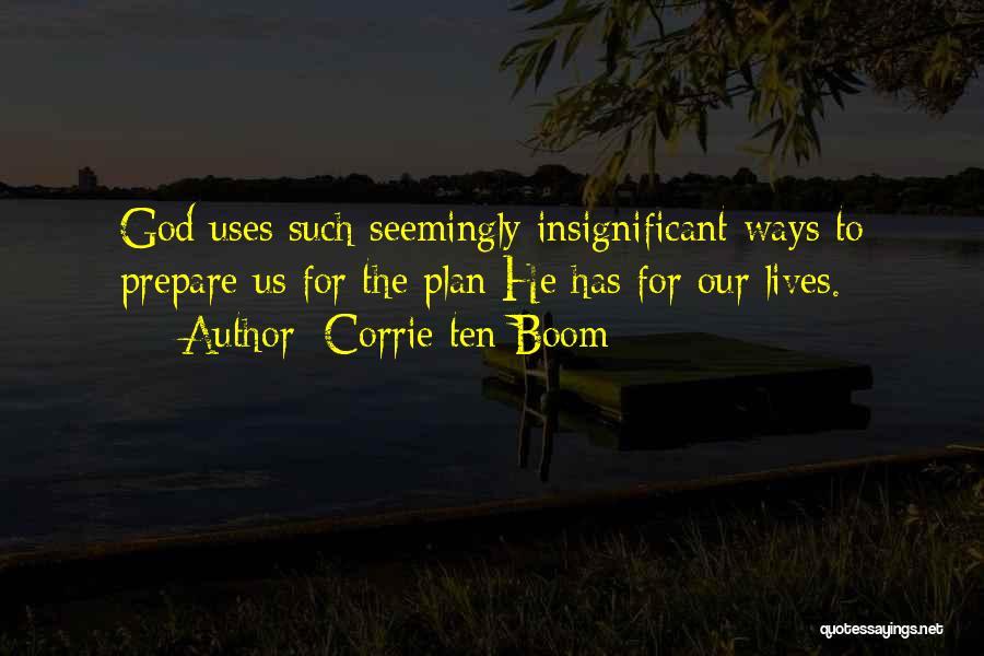 Corrie Ten Boom Quotes 822533