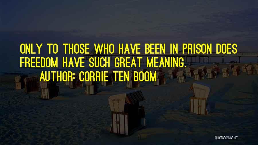 Corrie Ten Boom Quotes 935709