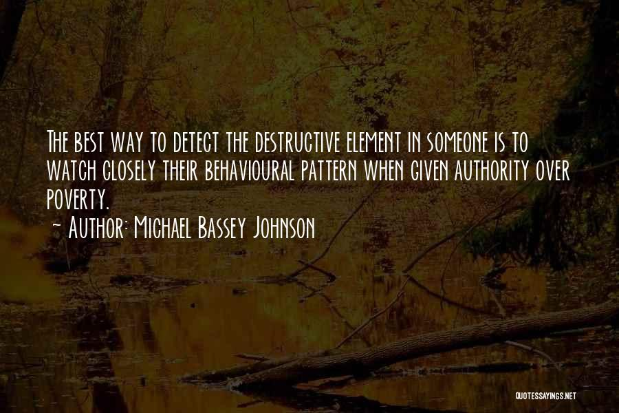 Corrupt Leaders Quotes By Michael Bassey Johnson