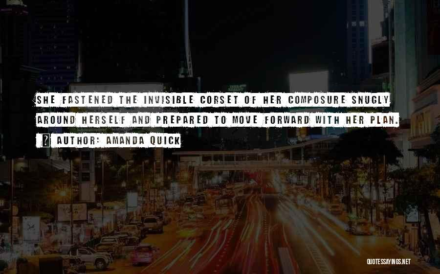 Corset Quotes By Amanda Quick