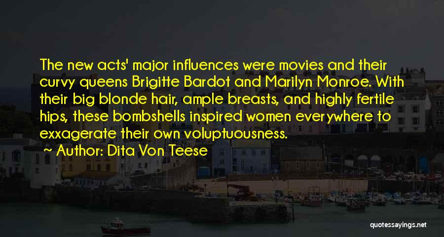 Corset Quotes By Dita Von Teese