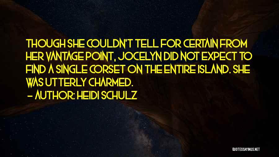 Corset Quotes By Heidi Schulz