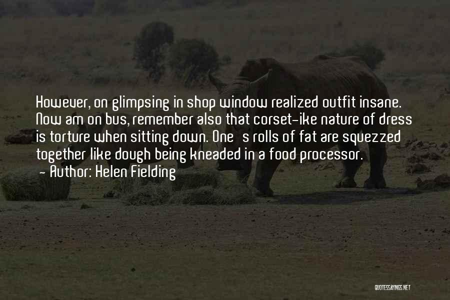 Corset Quotes By Helen Fielding