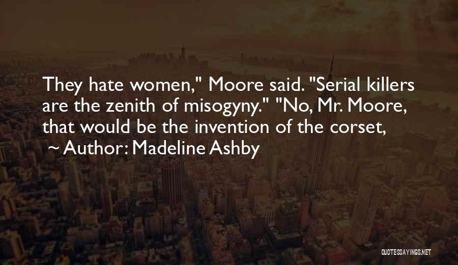 Corset Quotes By Madeline Ashby