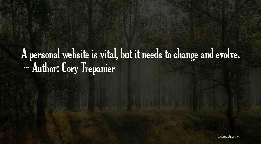 Cory Trepanier Quotes 1088161