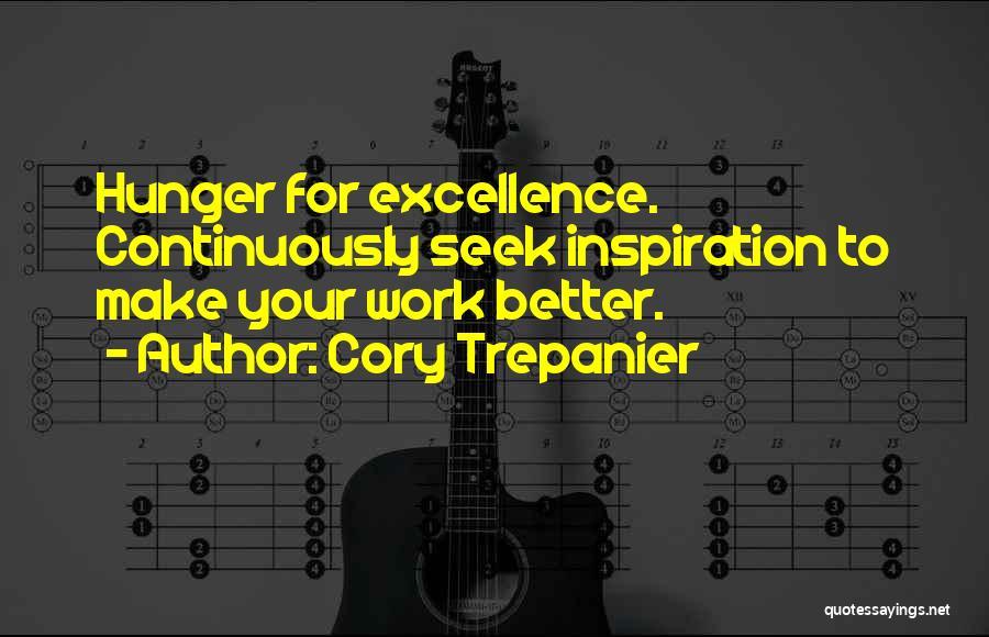Cory Trepanier Quotes 2013750