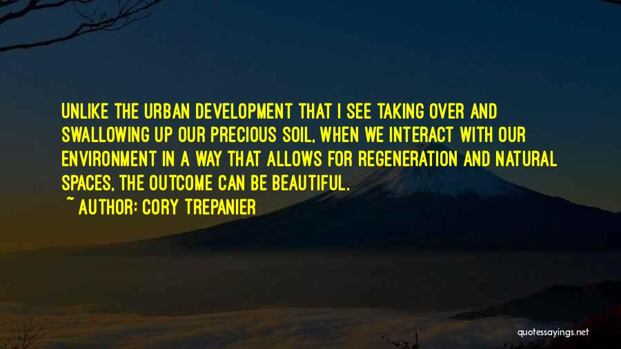 Cory Trepanier Quotes 2137884