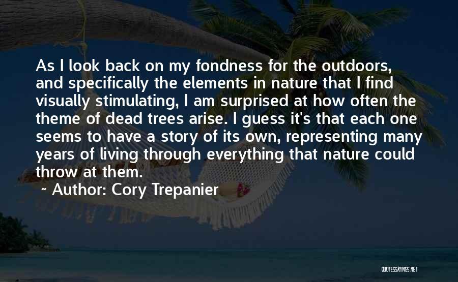 Cory Trepanier Quotes 76709