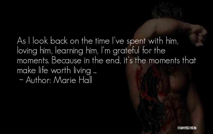 Cosgrove Quotes By Marie Hall