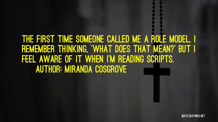 Cosgrove Quotes By Miranda Cosgrove