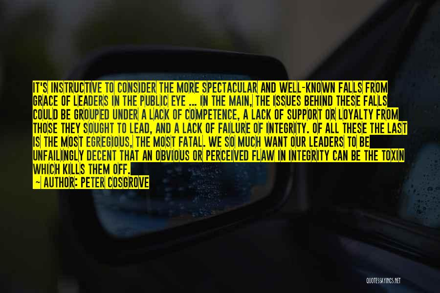 Cosgrove Quotes By Peter Cosgrove