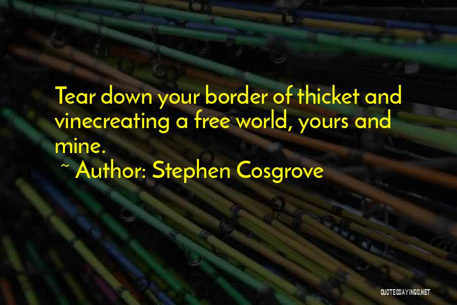 Cosgrove Quotes By Stephen Cosgrove