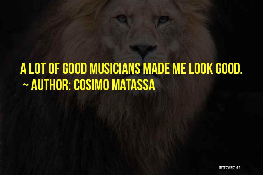 Cosimo Matassa Quotes 1413953