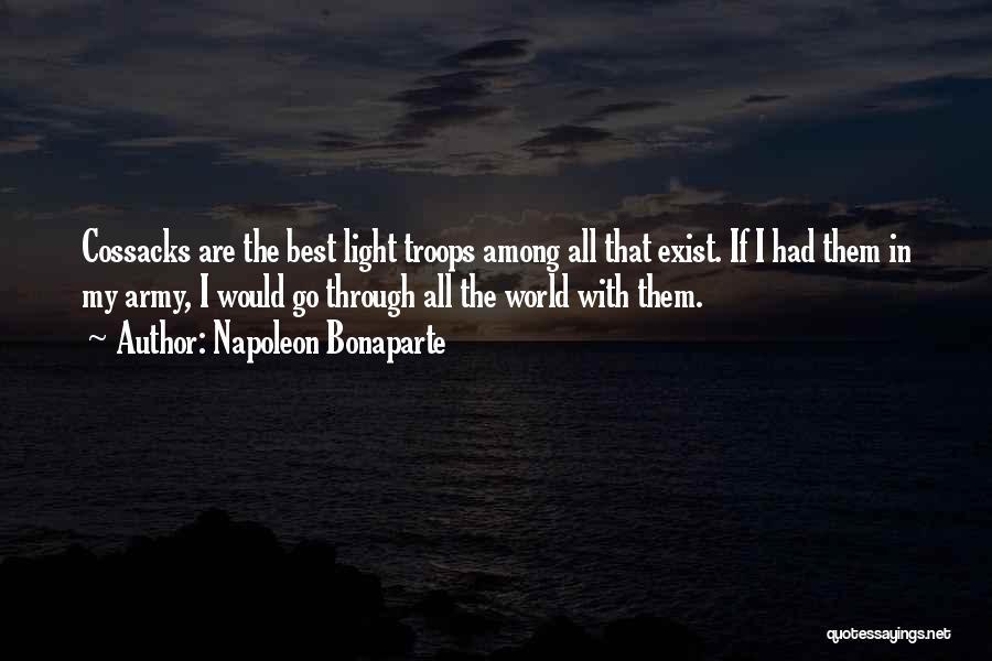Cossacks Quotes By Napoleon Bonaparte