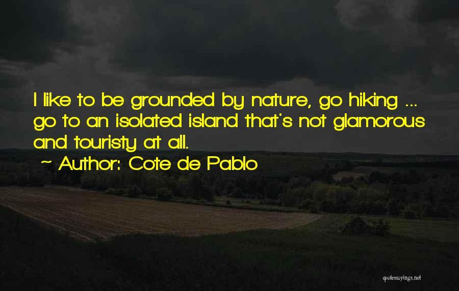 Cote De Pablo Quotes 1791583