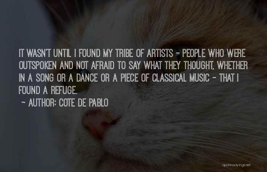 Cote De Pablo Quotes 737572