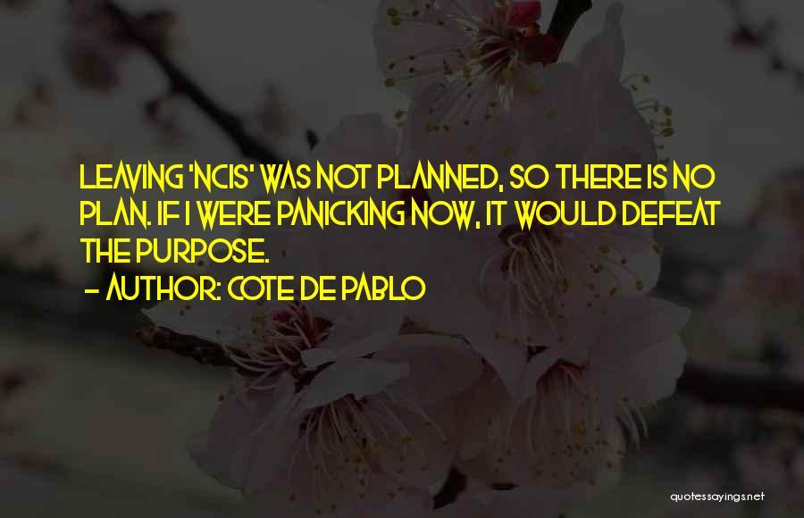 Cote De Pablo Quotes 978521