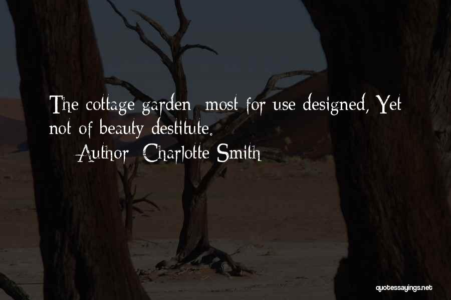 Cottage Quotes By Charlotte Smith