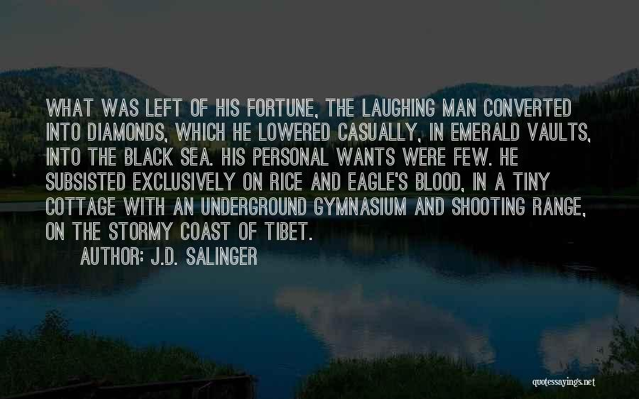 Cottage Quotes By J.D. Salinger