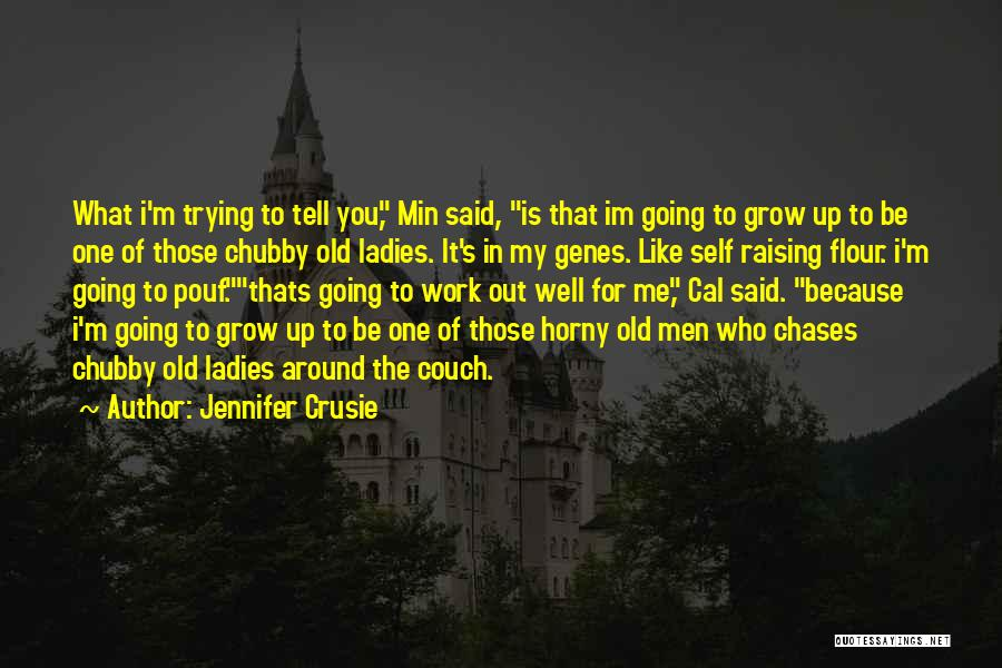 Couch Love Quotes By Jennifer Crusie