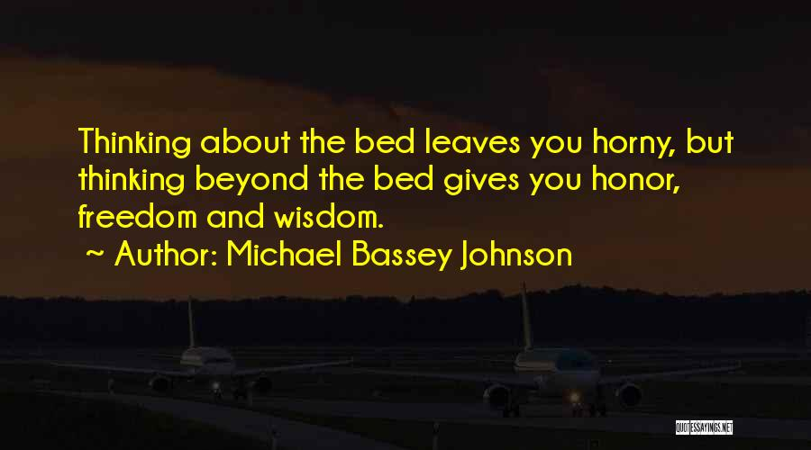Couch Love Quotes By Michael Bassey Johnson