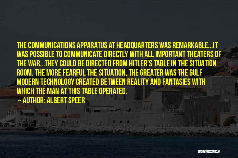 Could It Be Quotes By Albert Speer