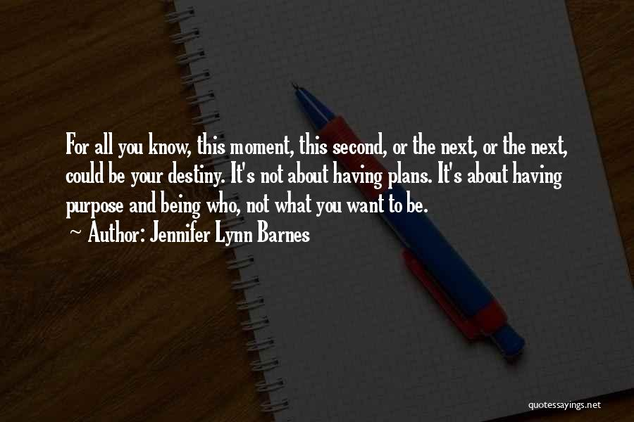 Could It Be Quotes By Jennifer Lynn Barnes