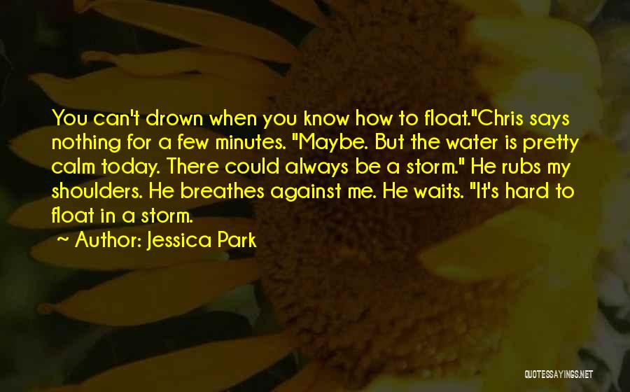 Could It Be Quotes By Jessica Park